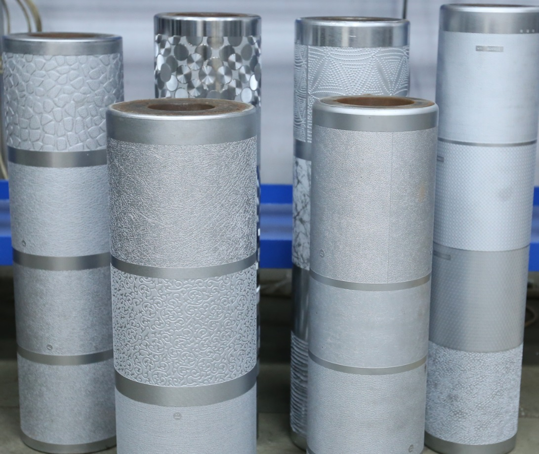 EMBOSSING CYLINDERS